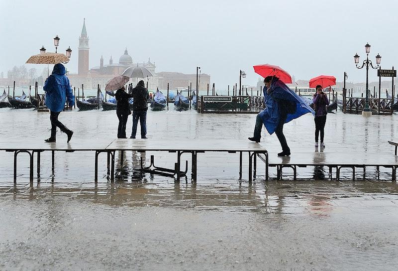 E' così bella anche se piove! di MARPI