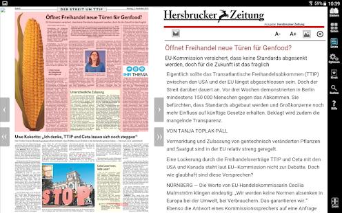 Nürnberger Nachrichten - náhled