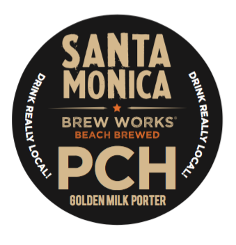 Logo of Santa Monica Brew Works PCH (Pale Chocolate Heaven)