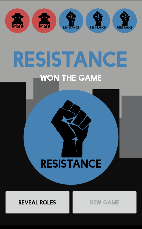 Resistance- screenshot