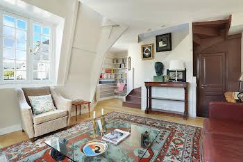 Appartement meublé 5 pièces 86,27 m2