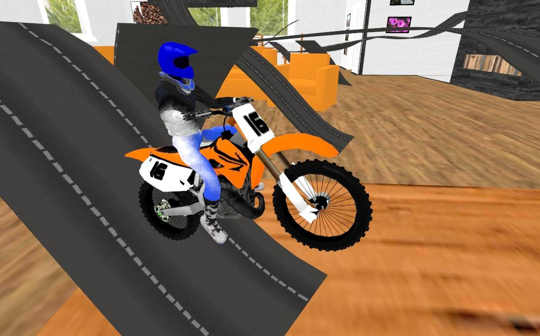 RC Motorbike Racing 3D- screenshot