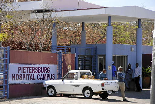 A surprise visit to Pietersburg Provincial Hospital by SA Human Rights Commission last week found food that had expired in February was still being fed to patients. / SANDILE NDLOVU