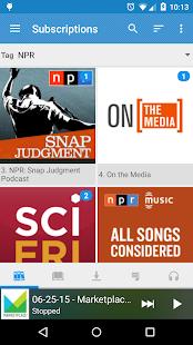 Podcast Republic- screenshot thumbnail