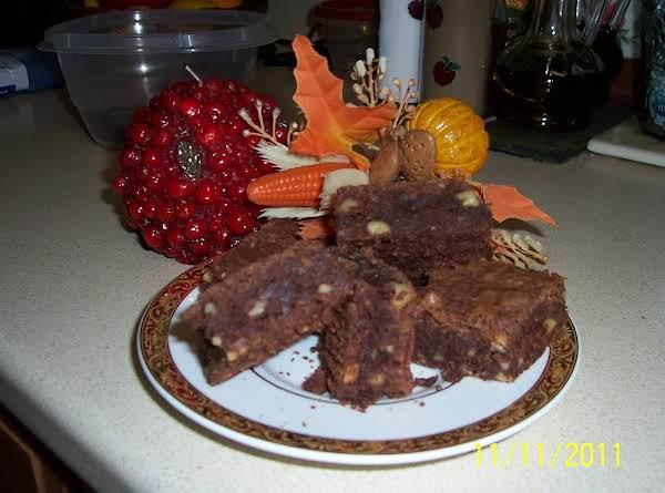 Brownies ~ My Moms