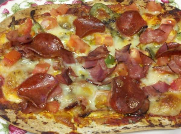 This Was Great, The Crust Was Perfect. Doesn't It Look Inviting?