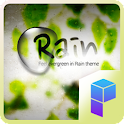 Spring Rain Launcher Theme icon