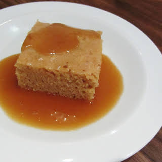 Sticky Toffee Pudding.