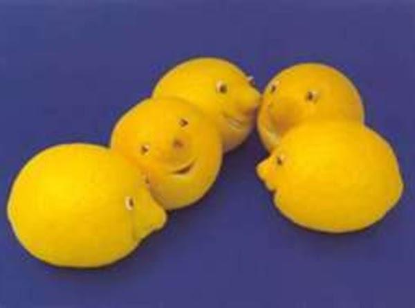 Mary's Lemon Cheese Bars Recipe