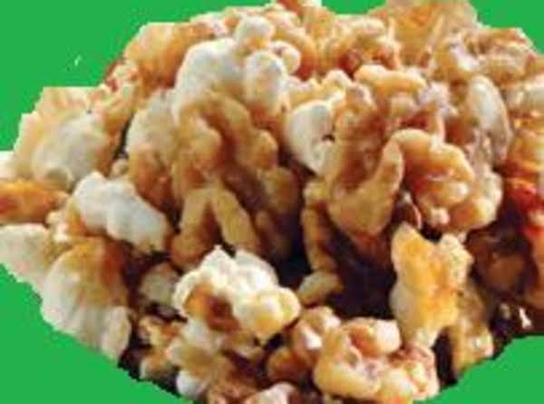 Dad's Honey Crunch Popcorn Recipe