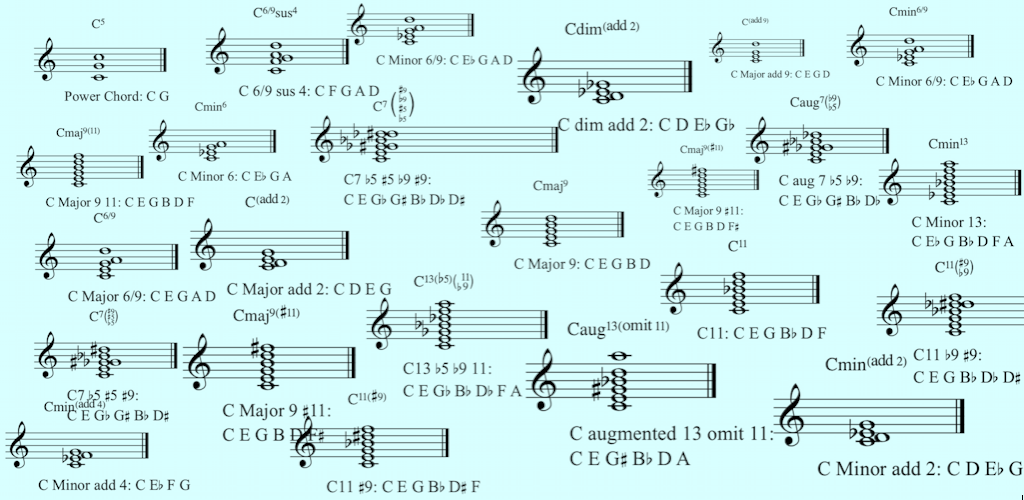 Chords Chords And More Chords 1012 Apk Download Airsycom