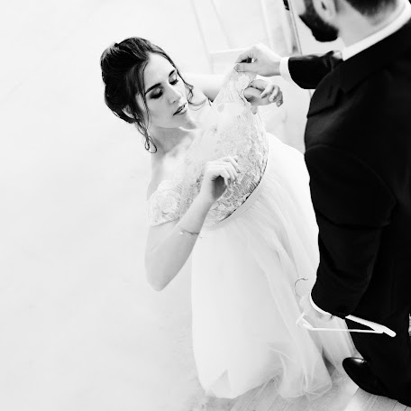 Wedding photographer Ivan Zamanukhin (Zamanuhin). Photo of 31.10.2017