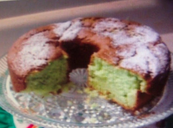 St. Patty's Day Cake Recipe