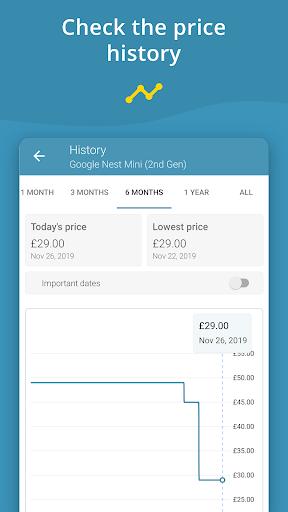 PriceSpy - Free price comparison screenshots 6