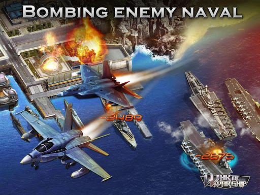 Download War of Warship:Pacific War MOD APK 2
