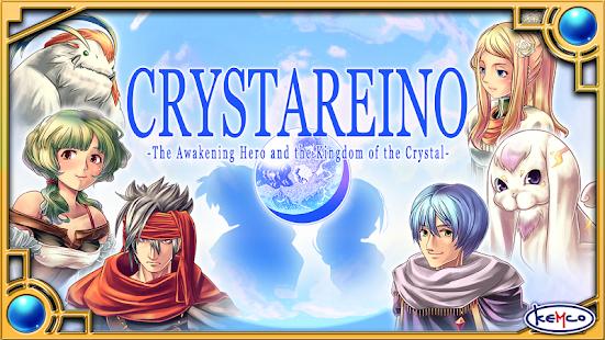 角色扮演遊戲Crystareino