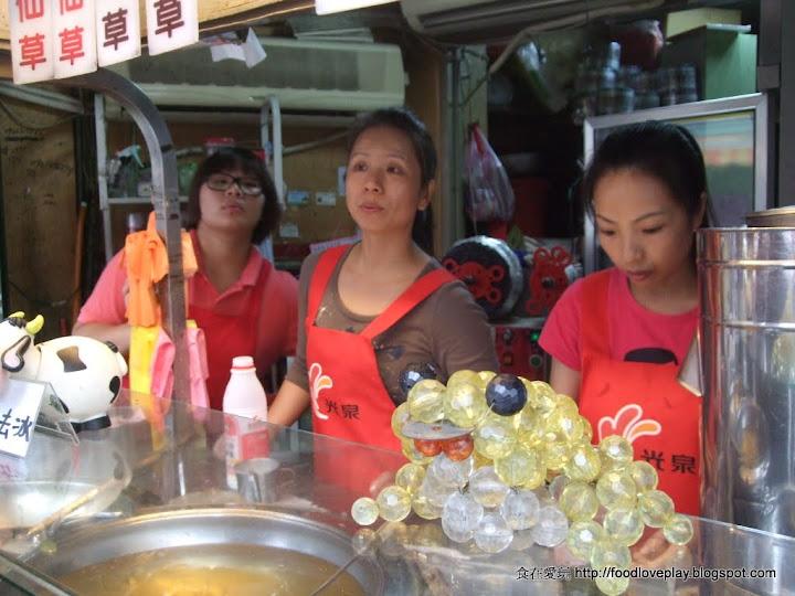 臺北公館-陳三鼎黑糖青蛙鮮奶-青蛙撞奶 - 食在愛玩