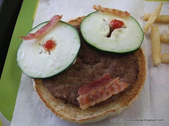 麥當勞之戀:幸福的田園培根雙牛堡