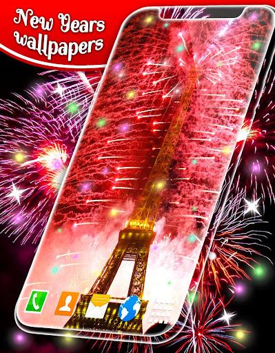 2019 New Years Live Wallpaper 4.8.4 screenshots 1