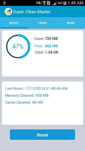 RAM Cleaner Memory Booster