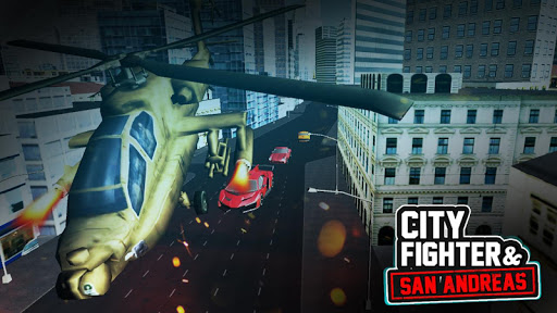 City Fighter and San Andreas 1.1.1 screenshots 8
