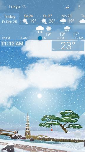 Awesome Weather - YoWindow screenshot 7