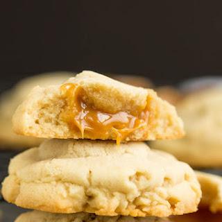 Caramel Stuffed Sugar Cookies Recipe
