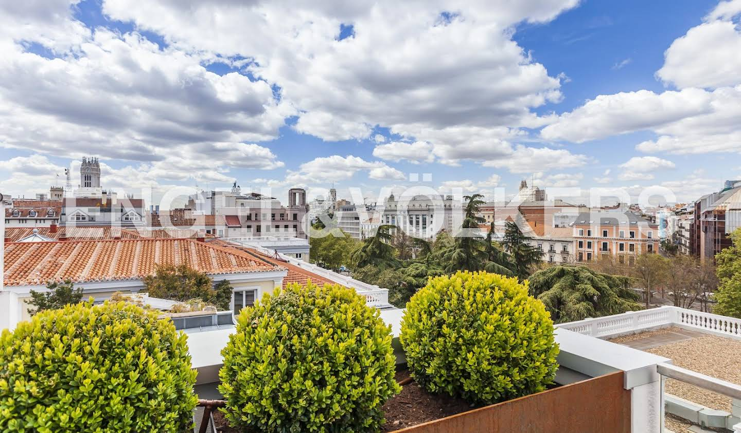 Apartment with terrace and pool Madrid