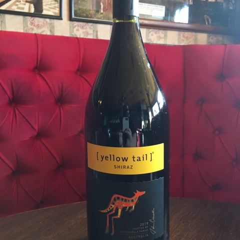 Yellow Tail Shiraz Australia 1500ml