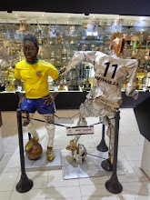 Photo: Museum im Stadion des FC Santos