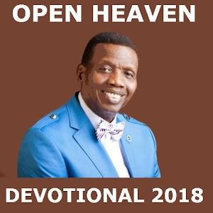 Open Heaven Devotionals 2018