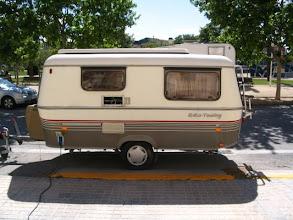 Photo: Otro brico hecho a una caravana Eriba.