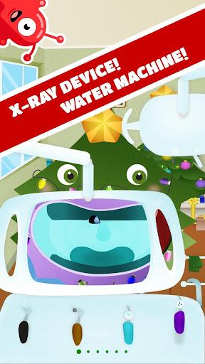 Tiny Dentist Christmas android2mod screenshots 5