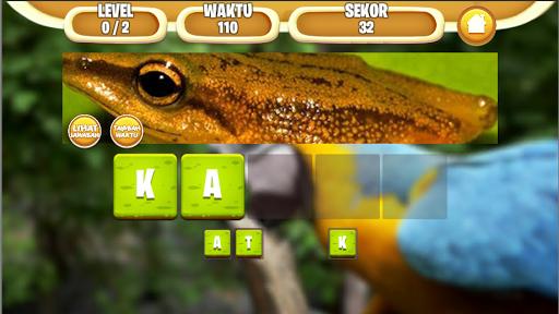 Tebak Nama Binatang Indonesia screenshot 4