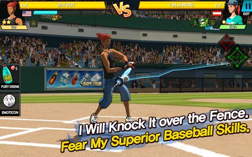 FreeStyle Baseball2- screenshot