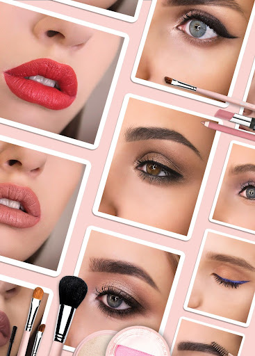 Makeup Tutorial step by step 1.3 Screenshots 4