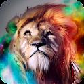 Lion Live Wallpaper Animal icon