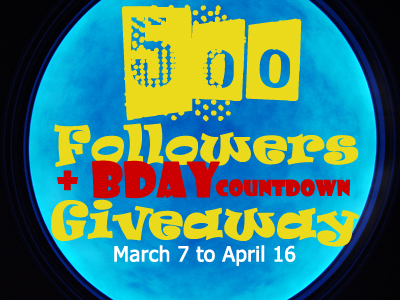 Winner: 500 followers +Bday Countdown Giveaway (6)