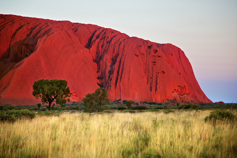 Photo: Uluru (Ayers Rock), Australia