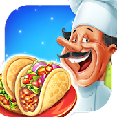 Cooking Games Craze - Food Fever Restaurant Chef icon