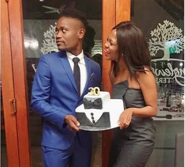 Clement Maosa is getting ready to be a married man.