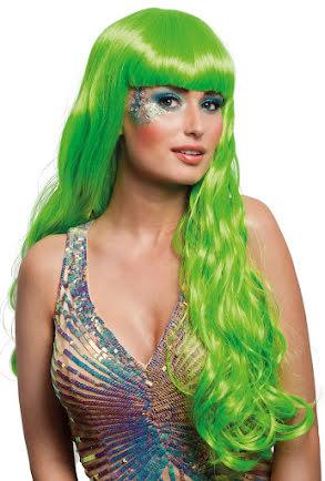 Peruk Oceana, grön