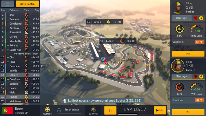 Motorsport Manager Mobile 2- screenshot