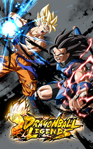 Dragon ball legends 1.32.0 mod apk (All levels Completed, 1 Hit Kill) 1