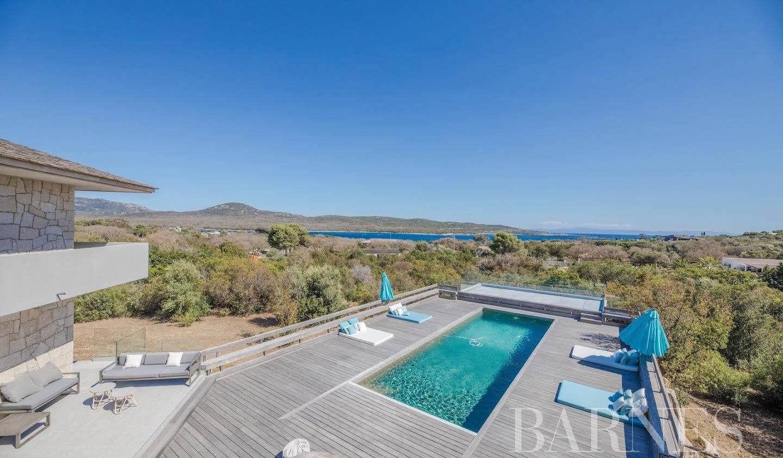Villa avec piscine Pianottoli-Caldarello