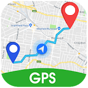 GPS Maps Navigation - Driving Route Planner Free