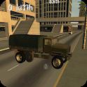Road Trucker Simulator 3D icon