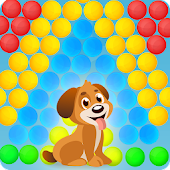 Puppy Bubble Shooter