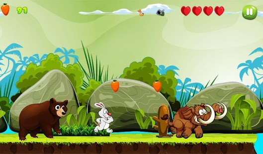 Bunny Run 2- screenshot thumbnail