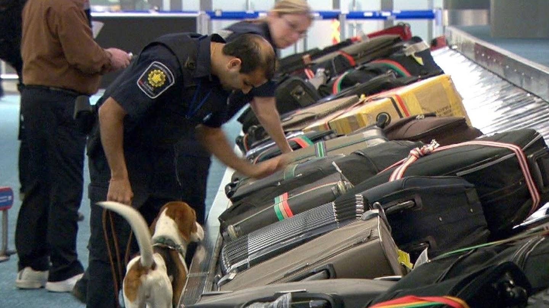 Seguridad de frontera: Canadá